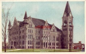LACKAWANNA COUNTY COURT HOUSE, SCRANTON, PA
