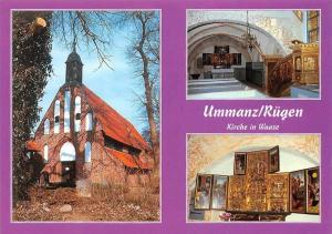 Ummanz Ruegen Kirche im Waase, Church Altar Eglise