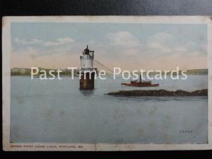 Vintage PC - Spring Point Ledge, Portland, ME