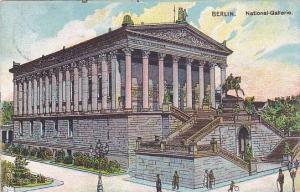 National -Gallerie, Berlin, Germany, 1900-1910s
