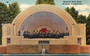 Pennsylvania Reading Memorial Band Shell