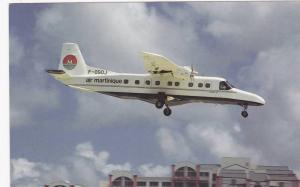 Air Martinique Dornier 228-202 Airplane , Juliana Airport , Saint Martin , N....