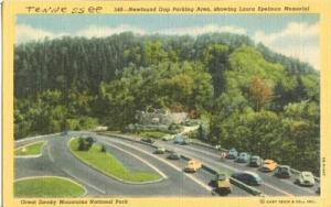 Newfound Gap Parking Area, Great Smoky Mountains National...