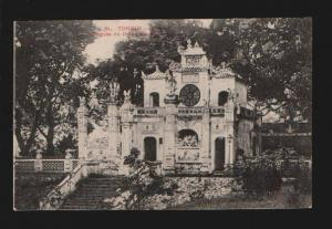 077343 VIETNAM Tonkin Hanoi Pagode du Grand Bouddha Vintage PC