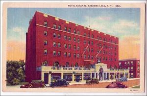Hotel Saranac,Saranac Lake NY