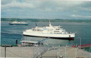 Steam Ferry Queen of Prince Rupert , PRINCE RUPERT , B.C. , Canada , 50-60s