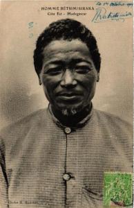 CPA Homme Bétsimisiraka. MADAGASCAR (626181)