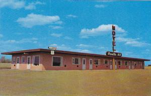 Canada Route 83 Motel Roblin Manitoba