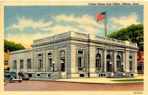IA - Clinton. U.S. Post Office