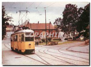 Postcard Modern Motorvogn 53