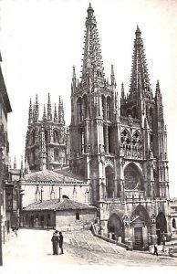 Catedral Burgos Spain Unused