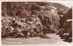 RP: Plemont Cove , Jersey , 40s