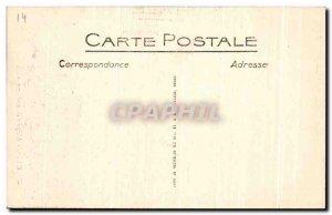 Old Postcard Caen Eglise Saint Pierre