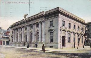 New Jersey Atlantic City Post Office 1909