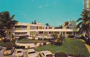 Seaview Apartment Pool Fort Lauderdale Florida 1971