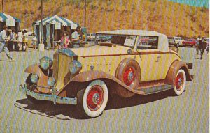 1934 Oackard Convertible Covina California