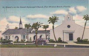 Florida Fort Walton Beach Saint Simons On The Sound Episcopal Church