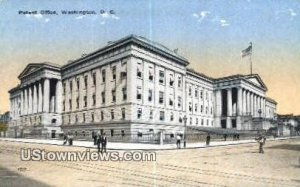 Patent Office, District Of Columbia