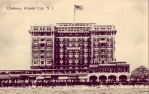 CHALFONTE HOTEL ATLANTIC CITY, NJ