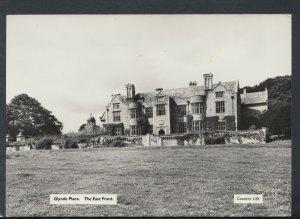 Sussex Postcard - The East Front, Glynde Place, Glynde, Lewes   RR7157