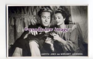 b5089 - Film Actress - Margaret Lockwood & Griffith Jones, No.F.S.27 - postcard