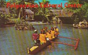 Hawaii Oahu Hawaiian Village Chief Jubilee Logan With Uli uli Dancer