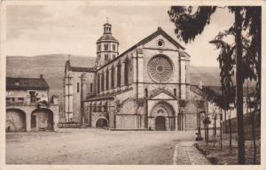 Abbazia di Fossanava, province of Latina,  Italy , 00-10s ; Esterno della Chiesa