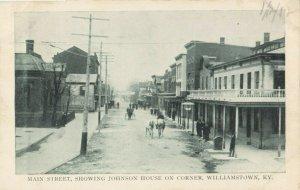 WILLIAMSTOWN , Kentucky, 1900-10s ; Main Street
