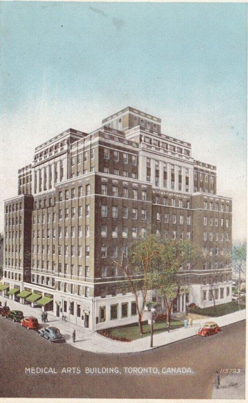 TORONTO, Ontario, Canada, 1900-1910's; Medical Arts Building