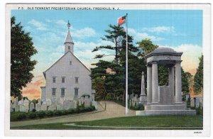 Freehold, N.J., Old Tennent Presbyterian Church