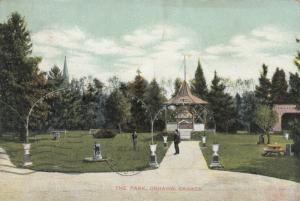 OSHAWA , Ontario , Canada ; 1913 ; The Park