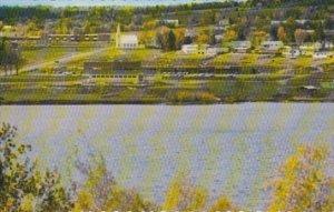 Canada Greetings From Nackawic New Brunswick