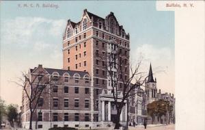 New York Buffalo Y M C A Building