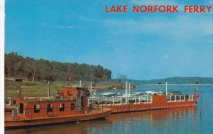 Free Car Ferry , NORFOLK LAKE , Arkansas , 50-60s