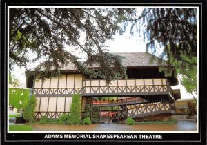 Adams Memoria Shakespearean Theatre - Cedar City, Utah