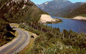 ID - Palisade Reservoir along Highway 26