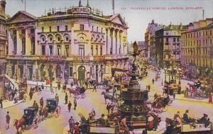 England London Piccadilly Circus