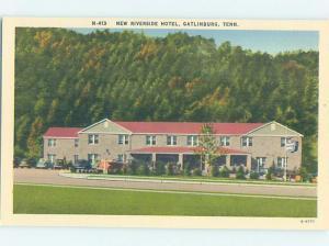 Linen HOTEL SCENE Gatlinburg Tennessee TN H0253