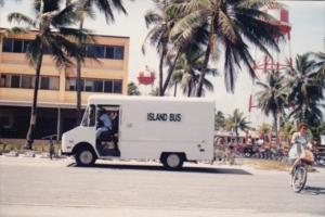 Saipan The Island Bus