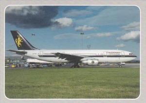 Caledonian Airbus Inddustrie A300B4 203FF G TTMC
