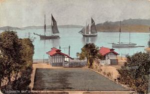 Australia Sydney N.S.W. Elizabeth Bay, Boats