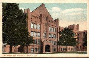 Connecticut Hartford High School