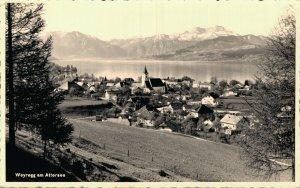 Austria Weyregg Hallstatt and more RPPC Postcard Lot of 8  01.17