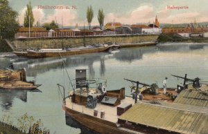 HEILBRONN a. N. , Germany , 00-10s ; Hafenpartie