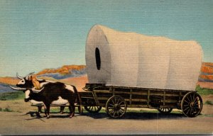 New Mexico Covered Wagon Prairie Schooner Of The West Curteich