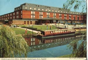 Postal 016830: STRATFORD England - Bridgefoot Startford-upon-Avon