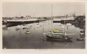 RP, Boats, The Inner Harbor, VICTORIA, British Columbia, Canada, 1920-1940s