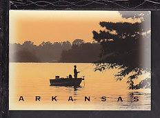 Fisherman,AR Postcard BIN