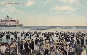 New Jersey Atlantic City Breakers 1910