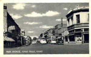 Park Ave. - Idaho Falls , Idaho ID